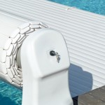 Volet hors sol piscine maytronics