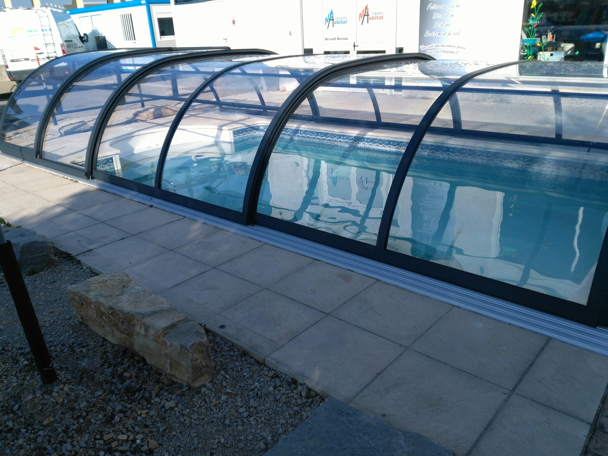 S curit piscine albe occitanie entretien piscine gard for Barriere de securite piscine hors sol